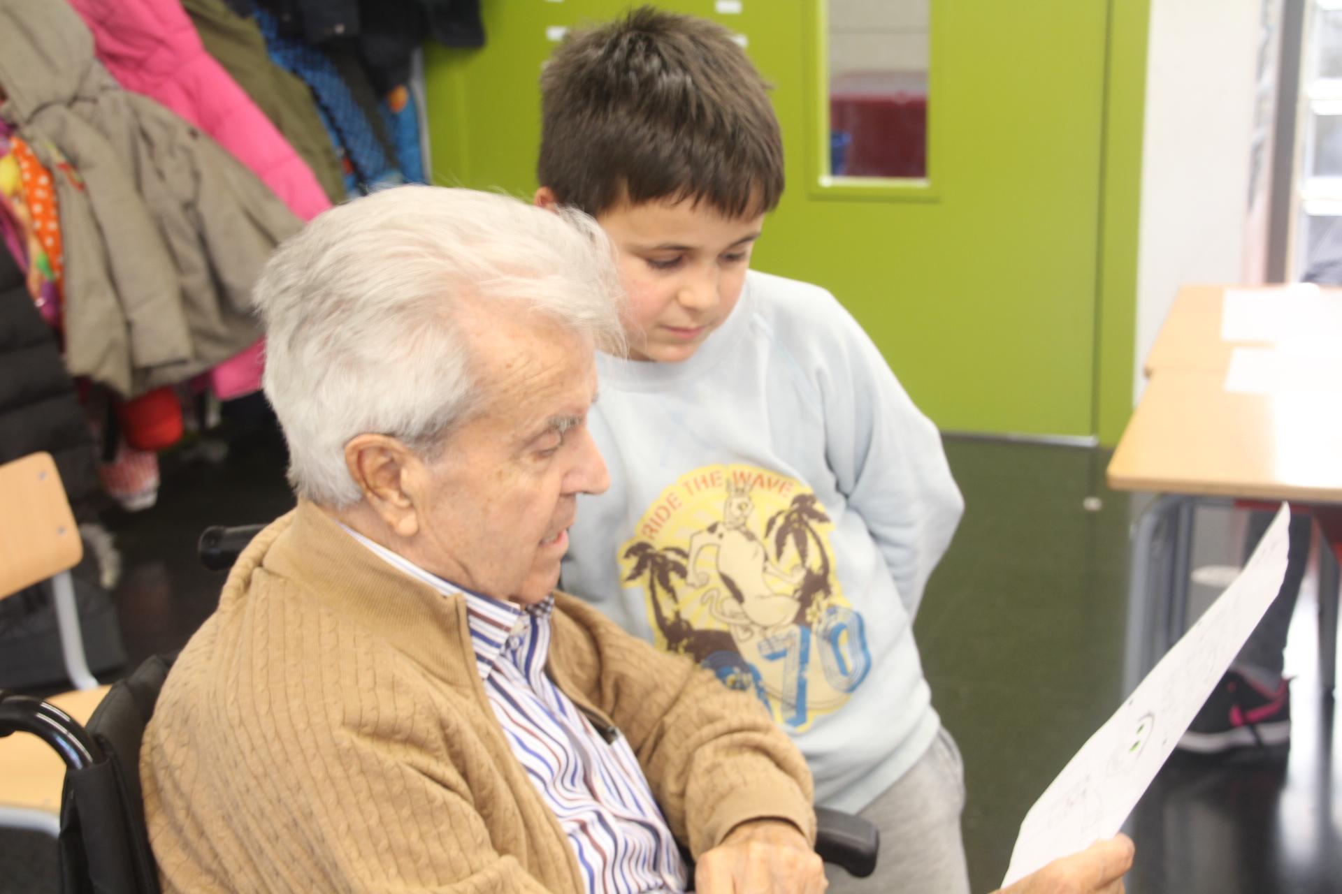 Projecte 'Lectura Sense Edat'