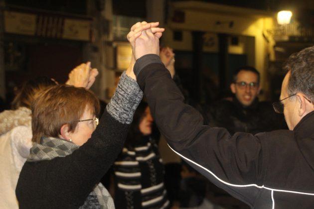 Ballada de sardanes Sant Antoni