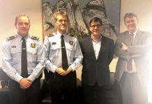 Òscar Carreras serà el nou cap dels Mossos d'Esquadra a Martorell