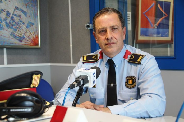 Òscar Carreras, inspector en cap ABP Martorell