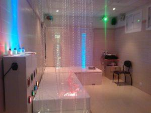 Sala multisensorial Hospital Sagrat Cor