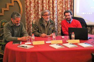 Presentació llibre Joan Cuscó a la Torre de les Hores