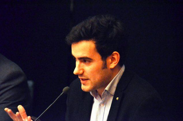 Aleix Palau, comissari Any Cererols i president Joventuts Musicals Martorell