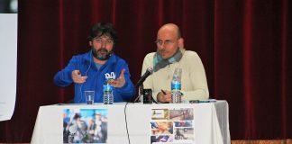 Xerrada del periodista Jordi Évole a El Foment