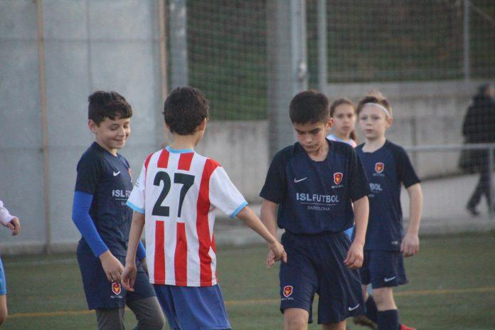 Partits amistosos CF Martorell-ISL