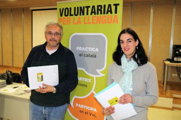 Voluntaris per la llengua