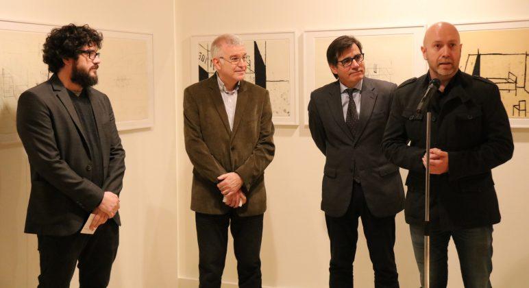 Inauguració 'Entusiasme. El repte i l'obstinació en la Col·lecció MACBA'