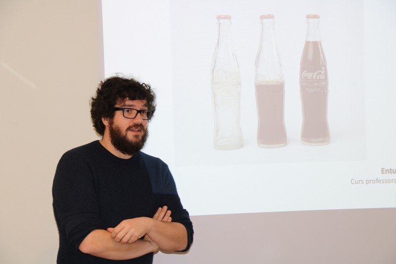 David Armengol, comissari de l'exposició