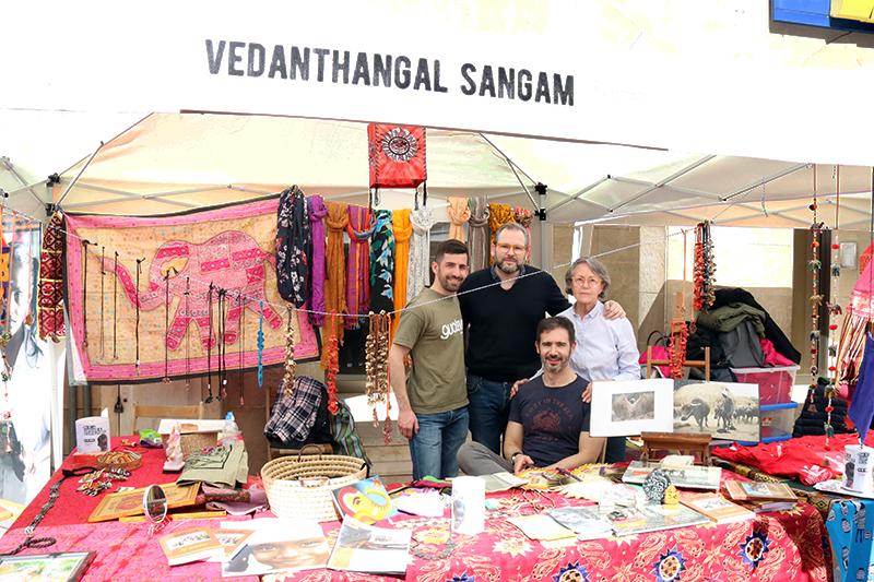 Vedanthangal Sangam Laia Foundation. Dia de la Cooperació al Desenvolupament