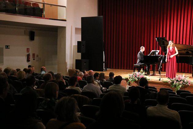 Final del 2n Concurs de Cant Josep Palet