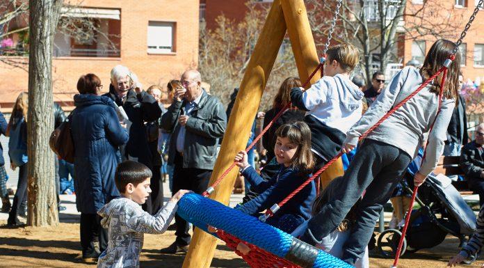 Festa inauguració Parc d'Europa