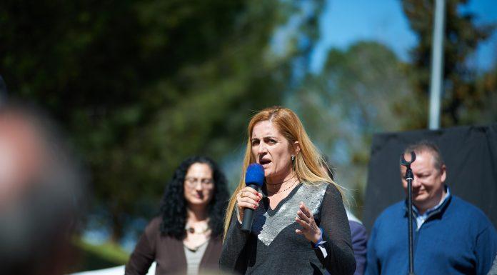 Rosa Cadenas, presidenta DINCAT