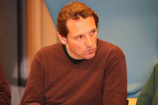 Santi Borrell, autor 'Mar da morte'