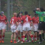 Final Lliga Kopparberg rugby femení