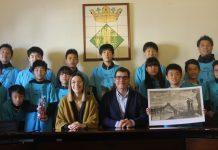 Nens japonesos a Martorell