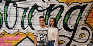 Guillem Campderrós i Ana Alonso, guanyadors 3r Concurs de Cartells del Daltabaix