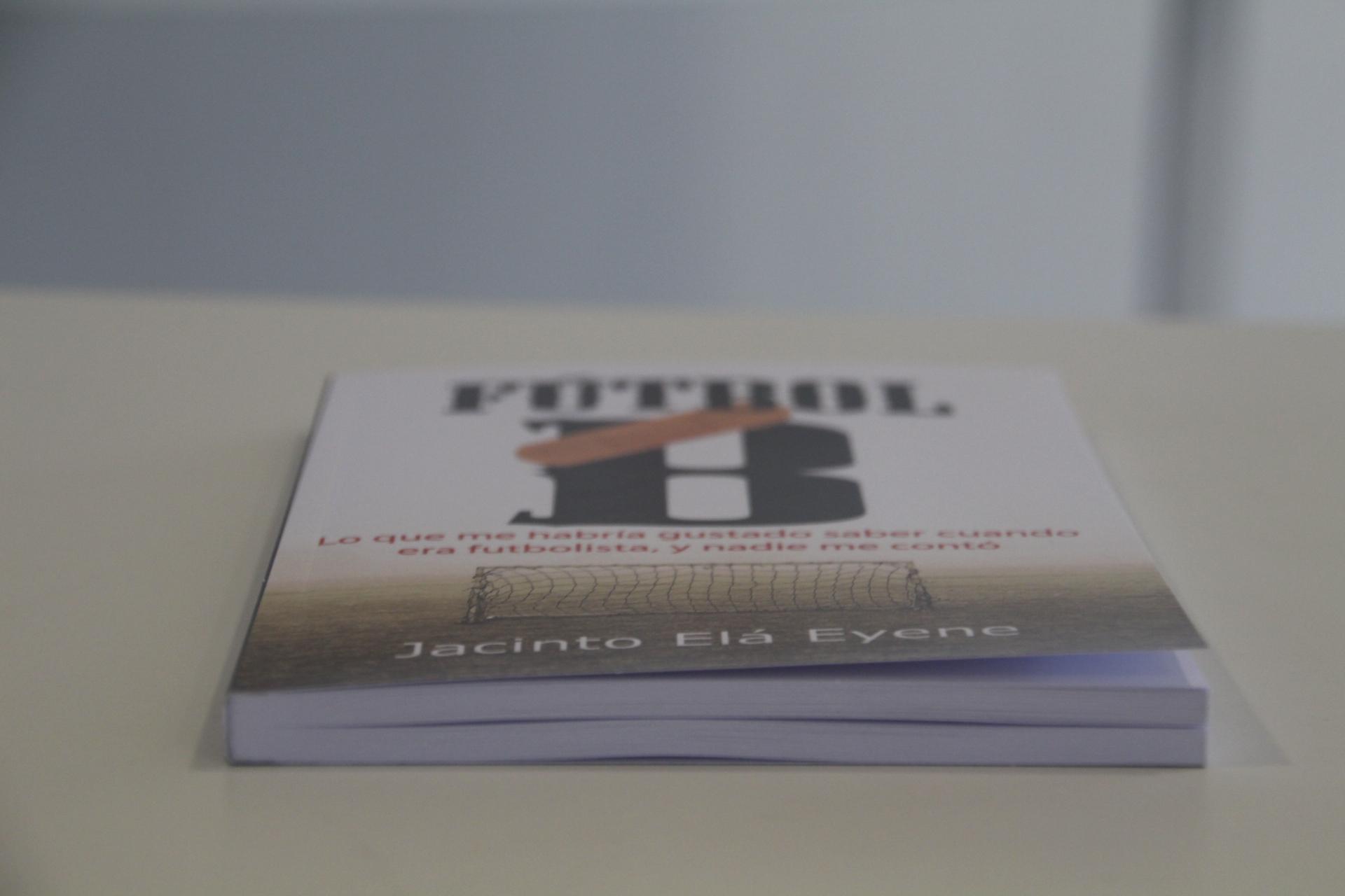 Presentació llibre Jacinto Ela