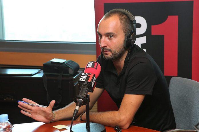 Raül LLimós, cap d'esports RAC1