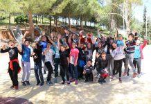 El Consell d'Infant de Gironella visita el Parc d'Europa