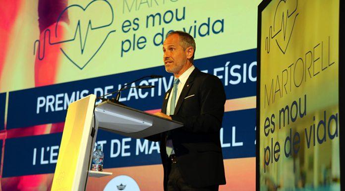 Josep Oriol Marcé, Subdirector General d'Activitats Esportives i Infraestructures de la Generalitat