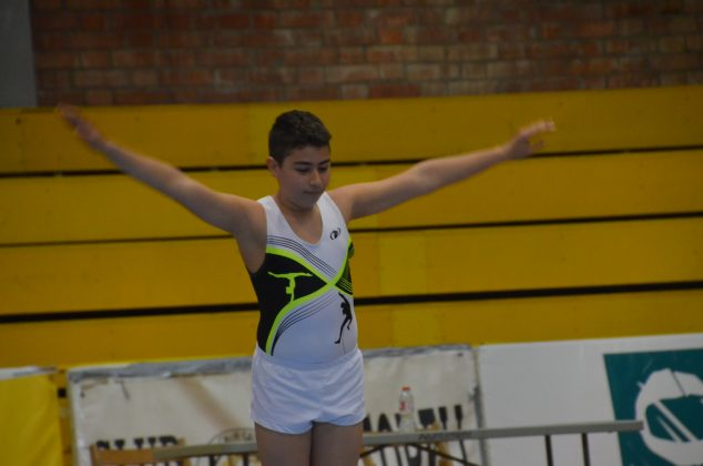 Sisena jornada gimnàstica artística escolar