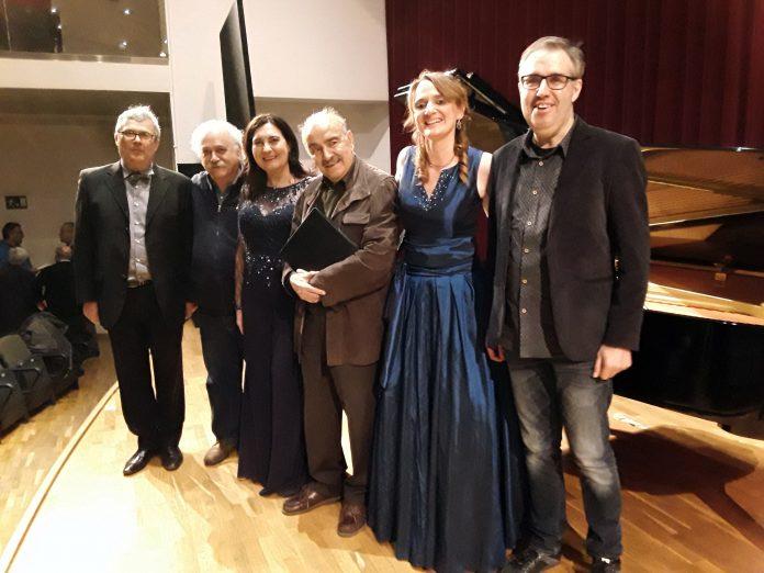 Giuseppe Tavanti, D. Sam Abrams, Angela Avanzati, Joaquim Mallafrè, Eulàlia Ara i Jordi Raventós