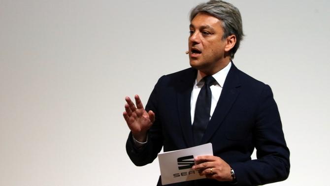 Luca De Meo, president SEAT. Foto: ccma.cat