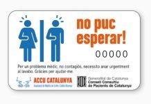 Campanya No puc esperar!,d e l'ACCU