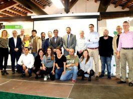 Els guanyadors dels 5 premis del 9è Concurs d'Iniciatives Empresarials