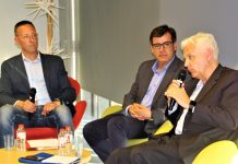 Presentació 'Dos estados' de Ferran Mascarell