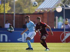 Eric Garcia (imatge: Manchester City Academy)