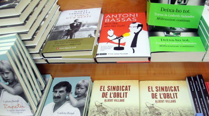 Fira del Llibre de Sant Jordi 2018