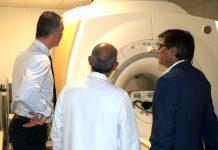 Inauguració nou aparell de Ressonància Magnètica