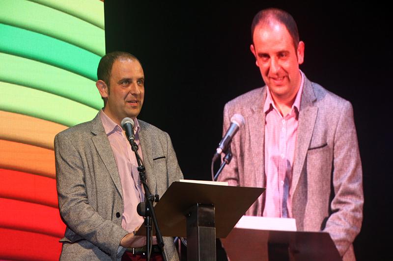 43è Premi Vila de Martorell. El premiat Manuel Roig, millor llibre de poesia en català