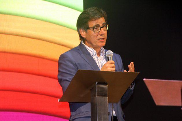 43è Premi Vila de Martorell. L'alcalde de Martorell, Xavier Fonollosa