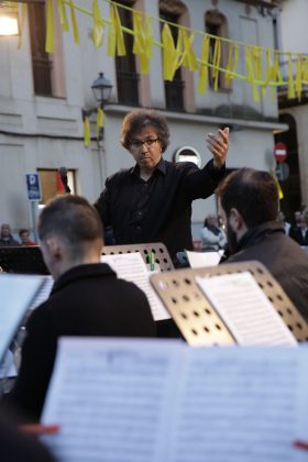 Fira de Primavera. Concert de la Banda Simfònica de Martorell