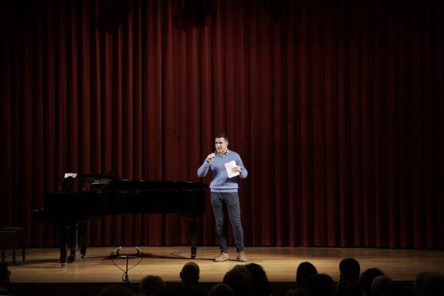 Aleix Palau, president Joventuts Musicals Martorell