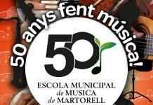Nou Curs de l'Escola Municipal de Música de Martorell