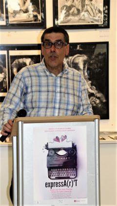 Carles Borràs, responsable Departament Visual i Plàstica INS Pompeu Fabra