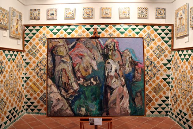 Exposició 'Inspiració Montserrat' Al Museu Vicenç Ros