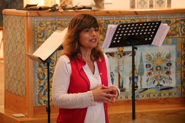 Nit dels Museus. La regidora Núria Canal presenta l'actuació de Dichos Diabolos