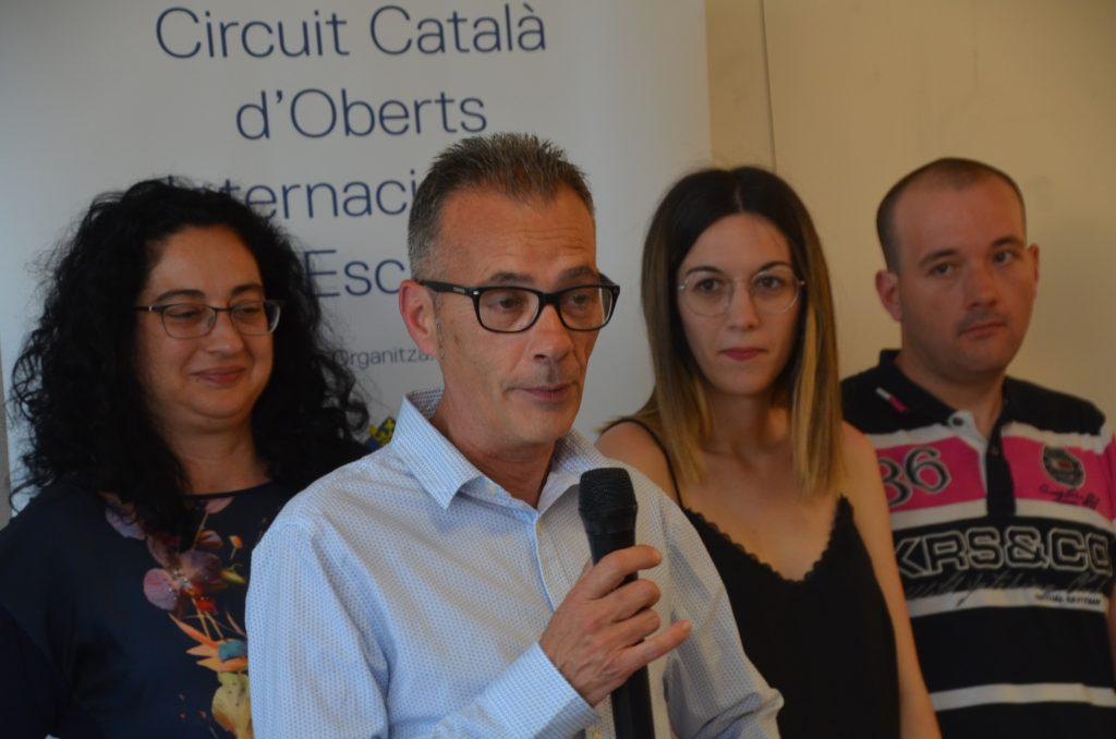 Jordi Bascuñana, expresident CE Martorell