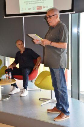Paco Mir i Ferran Mesalles