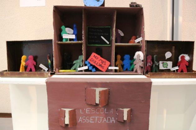 Entusiasma't, exposició dels alumnes del Col·legi La Mercè