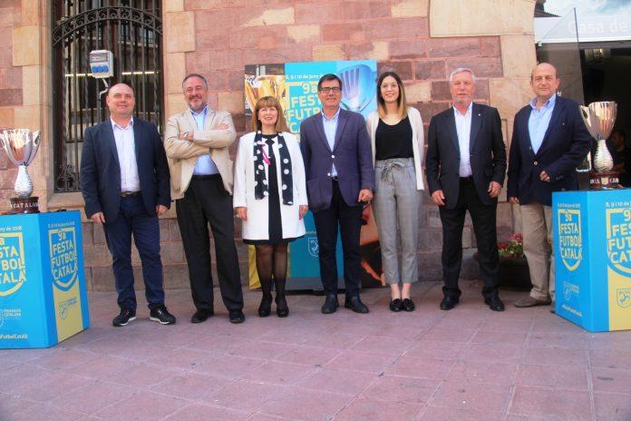 Presentació 9a Festa Futbol Català