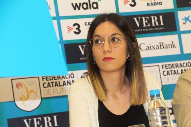 Belen Leiva, regidora d'Esports