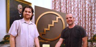 Presentació del llibre 'Els fenòmens de l'atenció. Eugeni d'Ors', amb Iván Sánchez-Moreno i Víctor Pérez