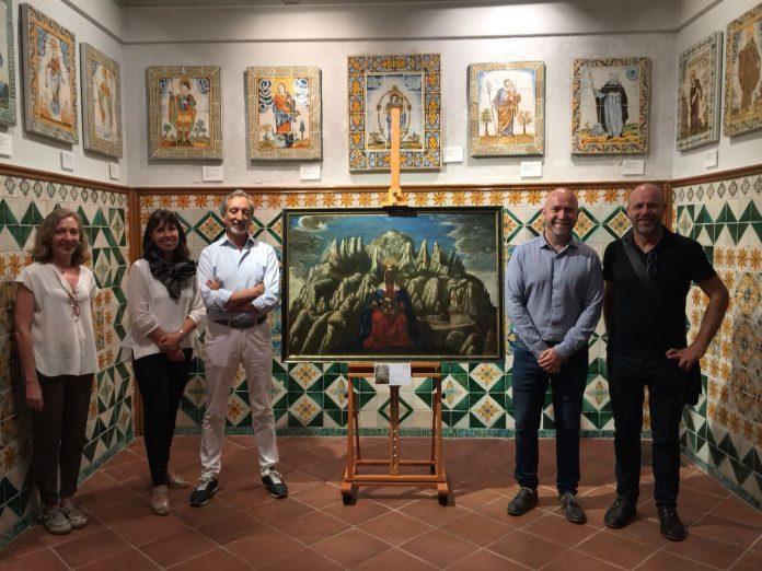 Una delegació del Museu Marés visita els Museus de Martorell