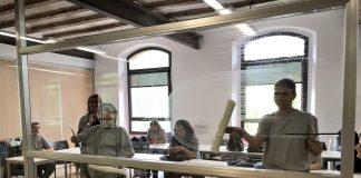 Curs 'Neteja de superfícies i mobiliari en edificis i locals' del Molí Empresa