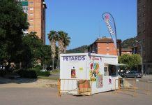 Caseta de petards a Buenos Aires